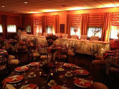 Our Banquet Hall During a Wedding Reception